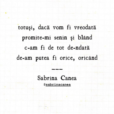 sabrina canea